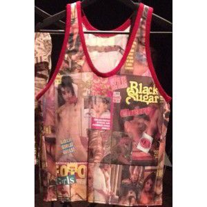 f122396a1f6ae Tyler Durden Black Sugar tank top style. Fight Club style. I want this shirt