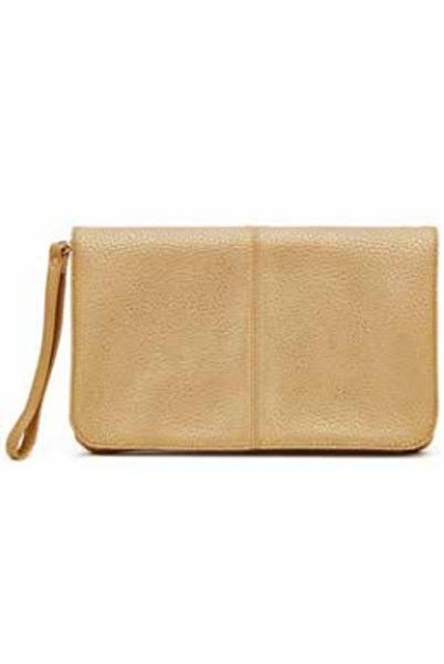 Mighty Purse in Gold