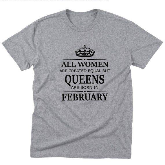 Birthday Shirt September October Custom Gift November Women J