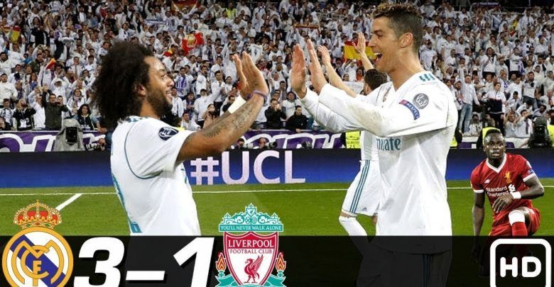 Real Madrid Vs Liverpool 3 1 Match Highlights And Key Talking Points Glob Intel Celebrity News Sports Tech Real Madrid Vs Liverpool Real Madrid Match Highlights