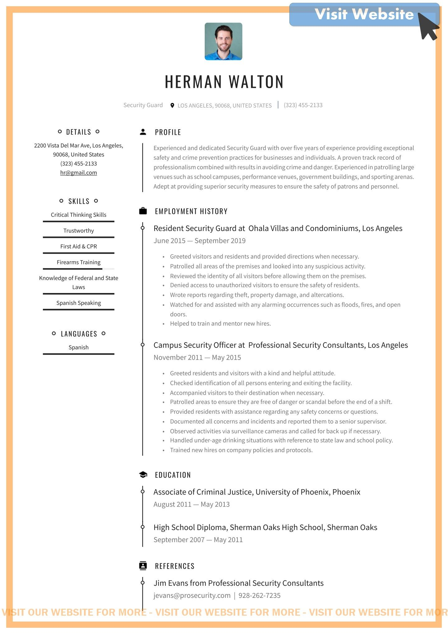 Free Resume Templates Finance Resume Examples Resume Examples Resume Template Free Financial Analyst