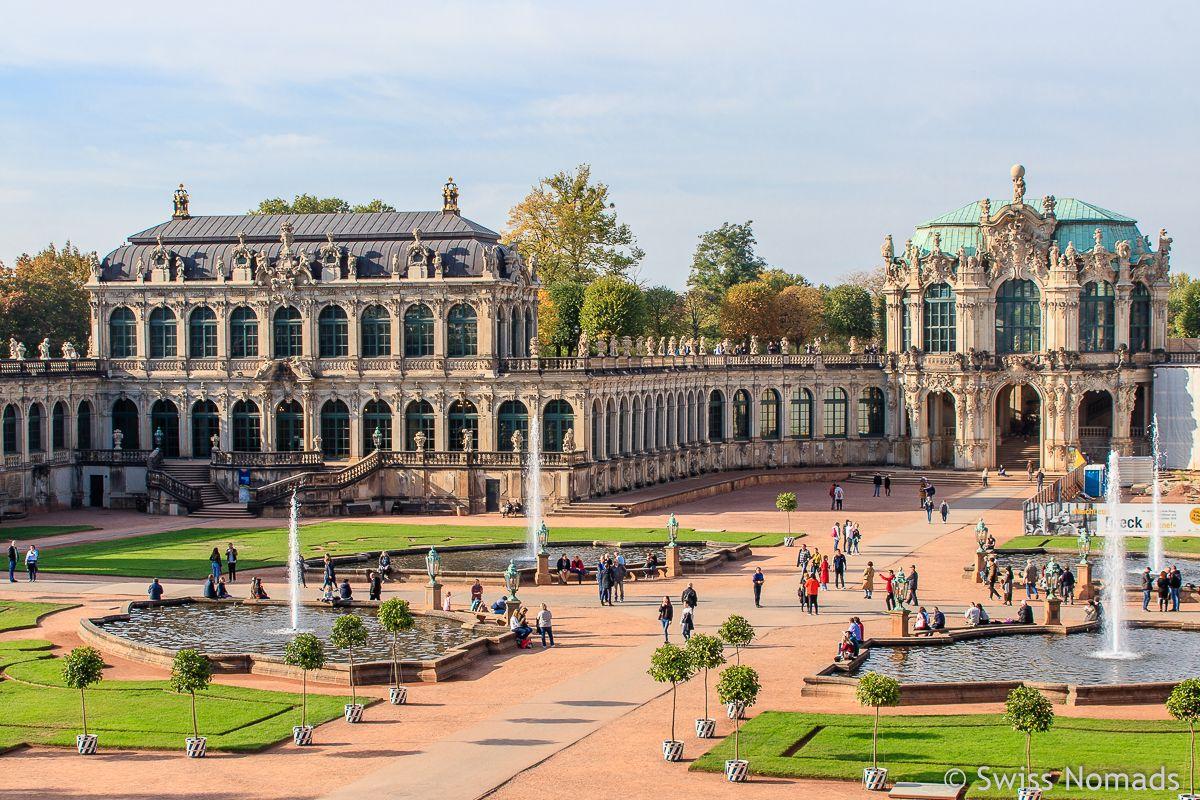 Dresden Sehenswurdigkeiten In 24 Stunden In 2020 Dresden Sehenswurdigkeiten Semper Oper