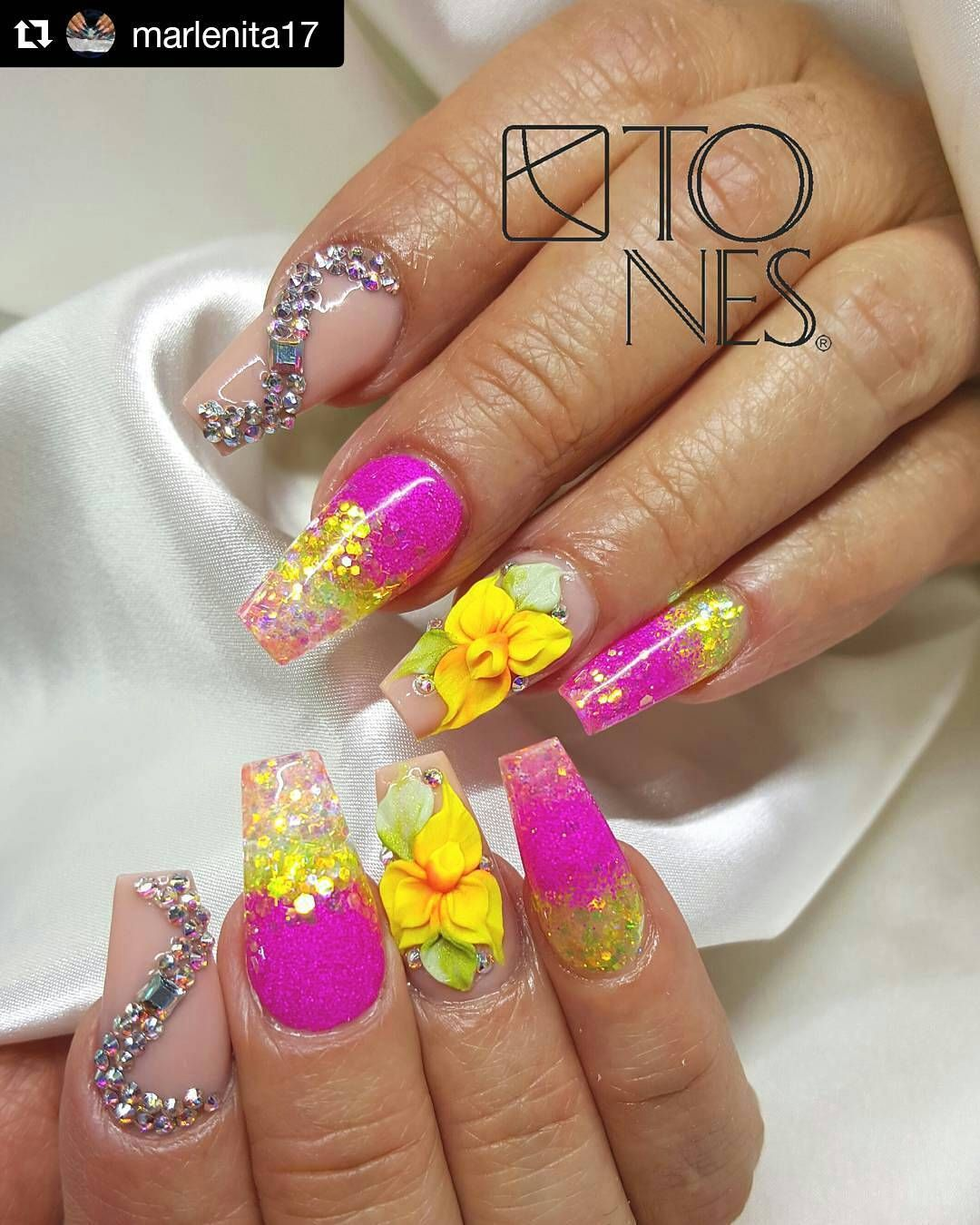 Pin by Addy York on Nails | Pinterest | Exotic nails and Gorgeous nails