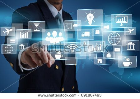 Big Data Analytics And Business Intelligence Bi Concept