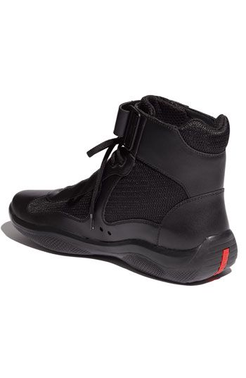 8d1c1f7f Prada 'America's Cup' High Top Sneaker (Men) | Nordstrom | SHOEFIX ...