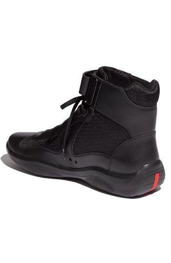 804b63ddd44 Prada  America s Cup  High Top Sneaker (Men)