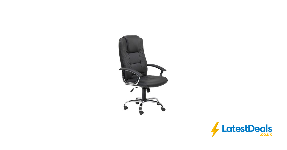 Marvelous Alphason Houston Leather Faced Tilting Executive Chair Ibusinesslaw Wood Chair Design Ideas Ibusinesslaworg