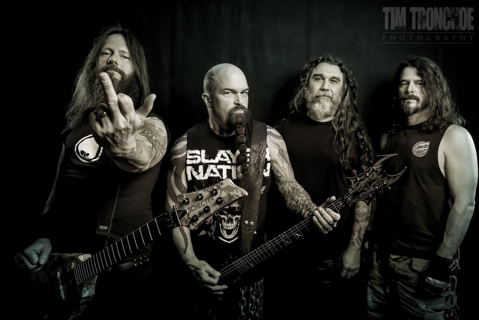 Трэш метал группы фото
