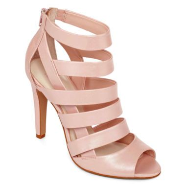 700a01403d a.n.a® Multi-Band Eva High Heel Sandals found at @JCPenney | Gimme ...