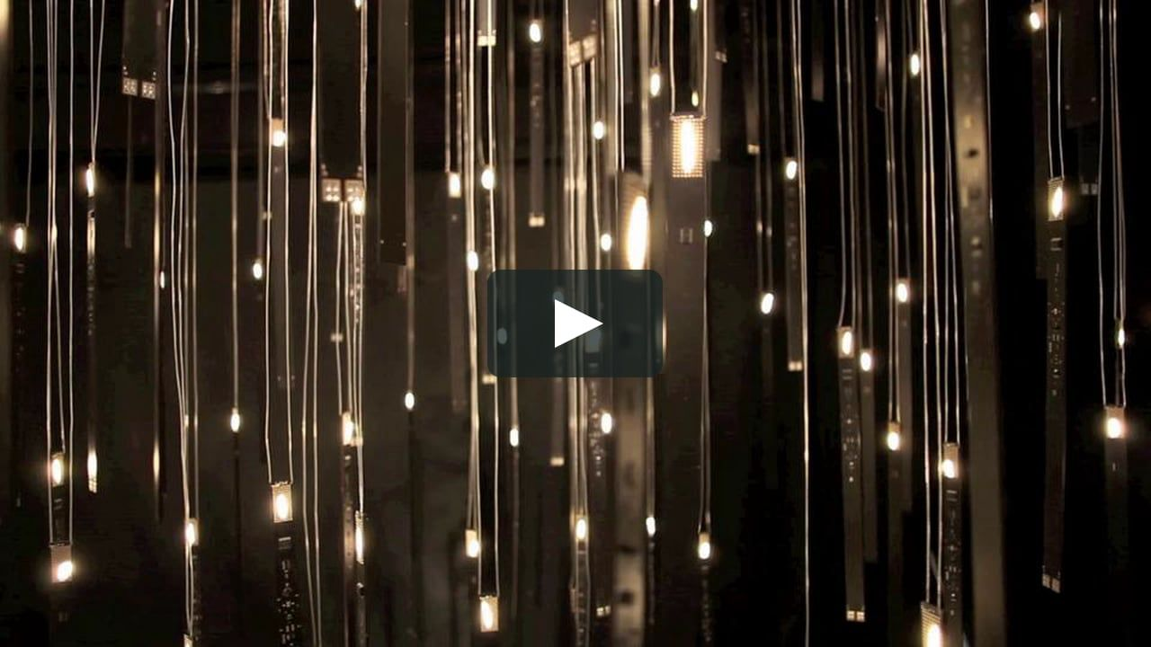 Candles In The Wind Is A Revolutionary New Lighting Concept Using Modern Led