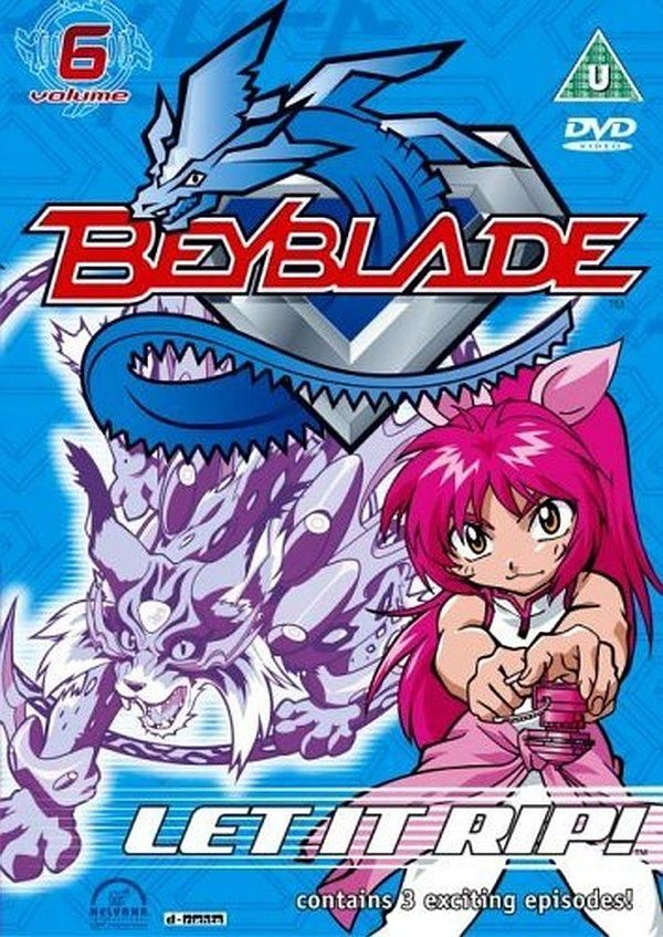 Beyblade (TV Series 20012005) Fantasy tv shows