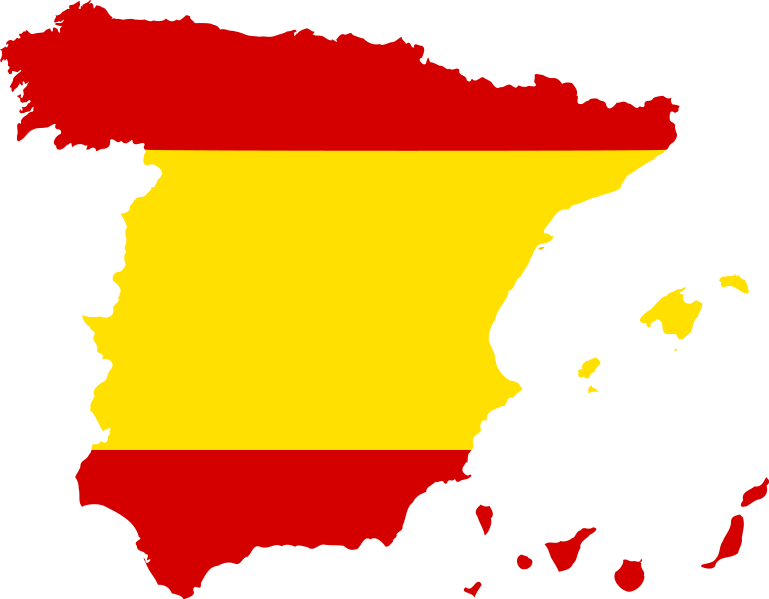 Espagne Anglais Espagnol Geographie Traduction Anglais