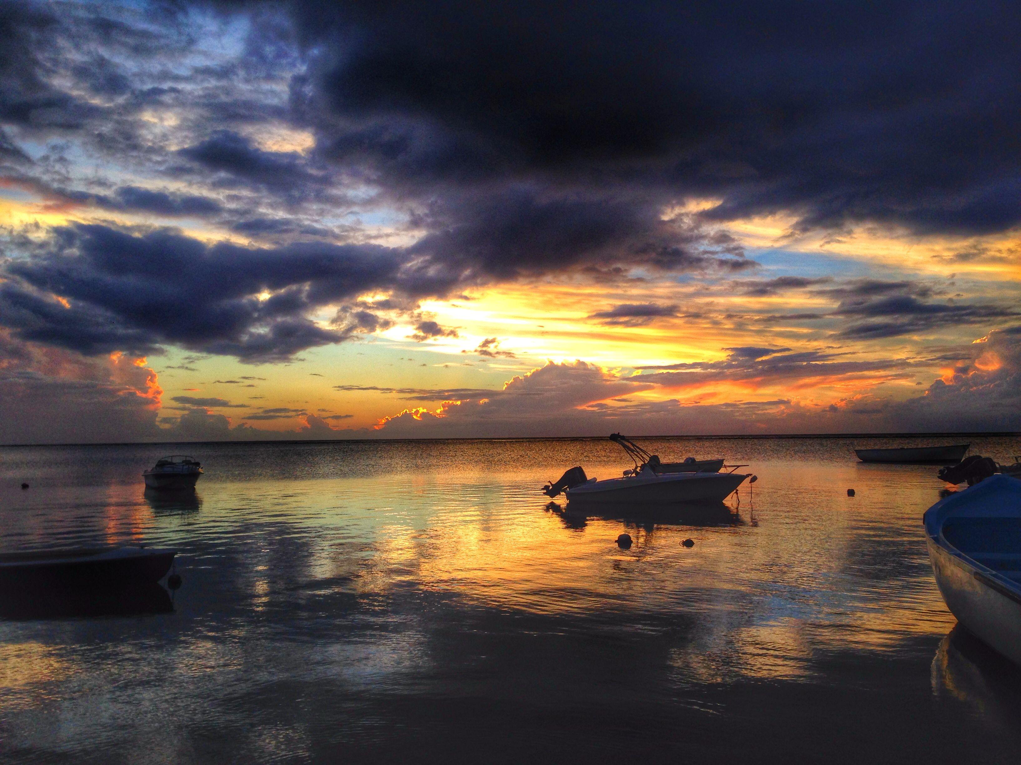 The Bay Mauritius sundowner | The Bay - Sunrises & Sundowners ...