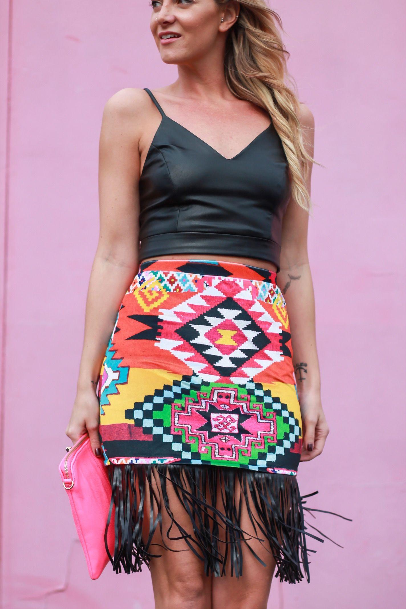 fringe skirt by ASOS   vestido ocre   Pinterest   Vestiditos