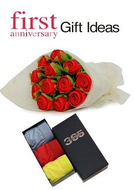 Best Anniversary Gifts For Wife Online India First 2nd 3rd 4th 5year