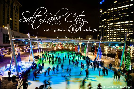 Top Ten Holiday Events To Enjoy With Kids In Salt Lake City Salt Lake City Utah Winter Salt Lake City Events Park City Utah