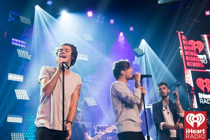 iHeartRadio Album Release Party with One Direction