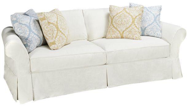 Four Seasons Alyssa Alyssa Sofa With Slipcover Jordan S Furniture Sofa Sale Living Room Furniture Sofas Furniture