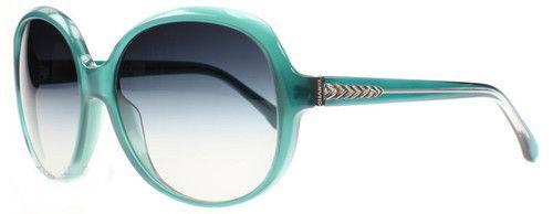 f7559e3e Coco Chanel Sunglasses Authentic Chanel 5196 CH5196 Turquoise Grey ...