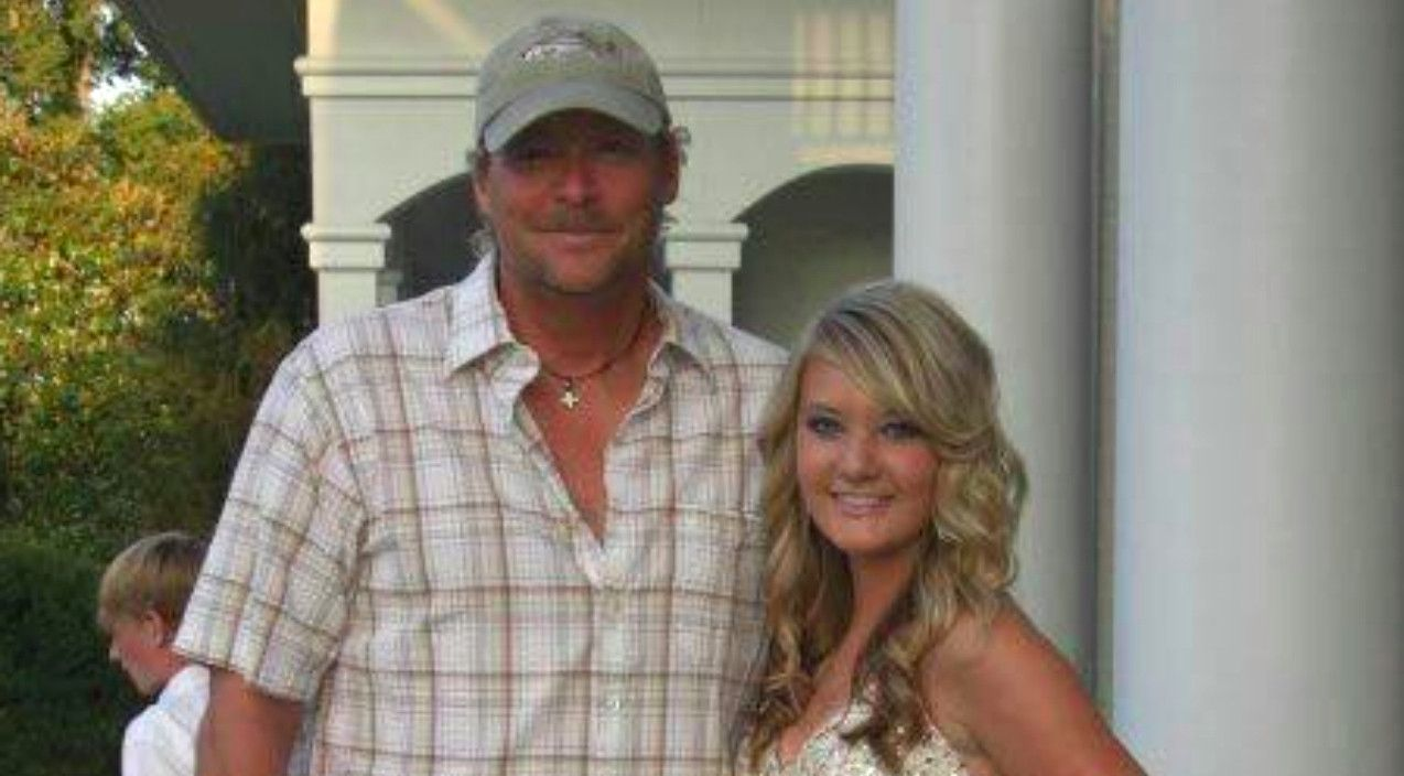 Alan Jackson S Daughter Shares Touching Tribute To Her Dad With