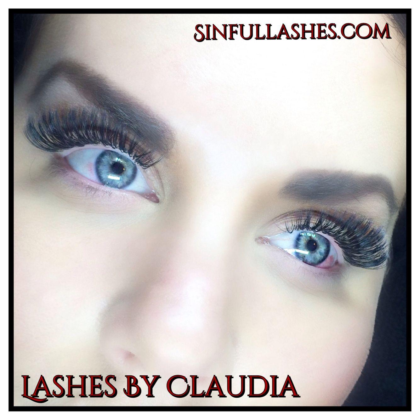 Drama! Eyelash extensions, Eyelashes, Lashes