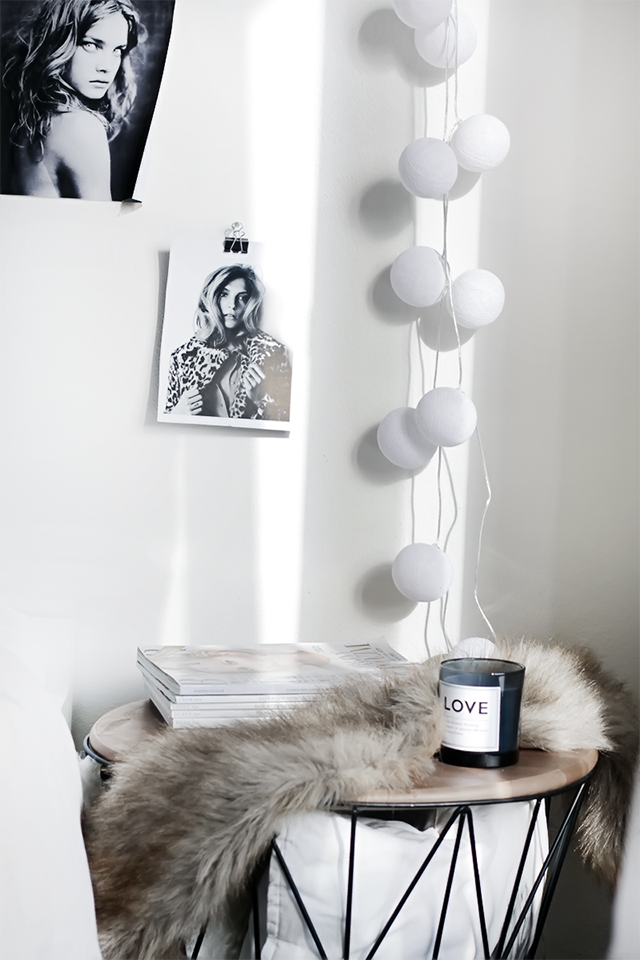 10 interieurtrends najaar aankleding verlichting cotton ball lights boho deco