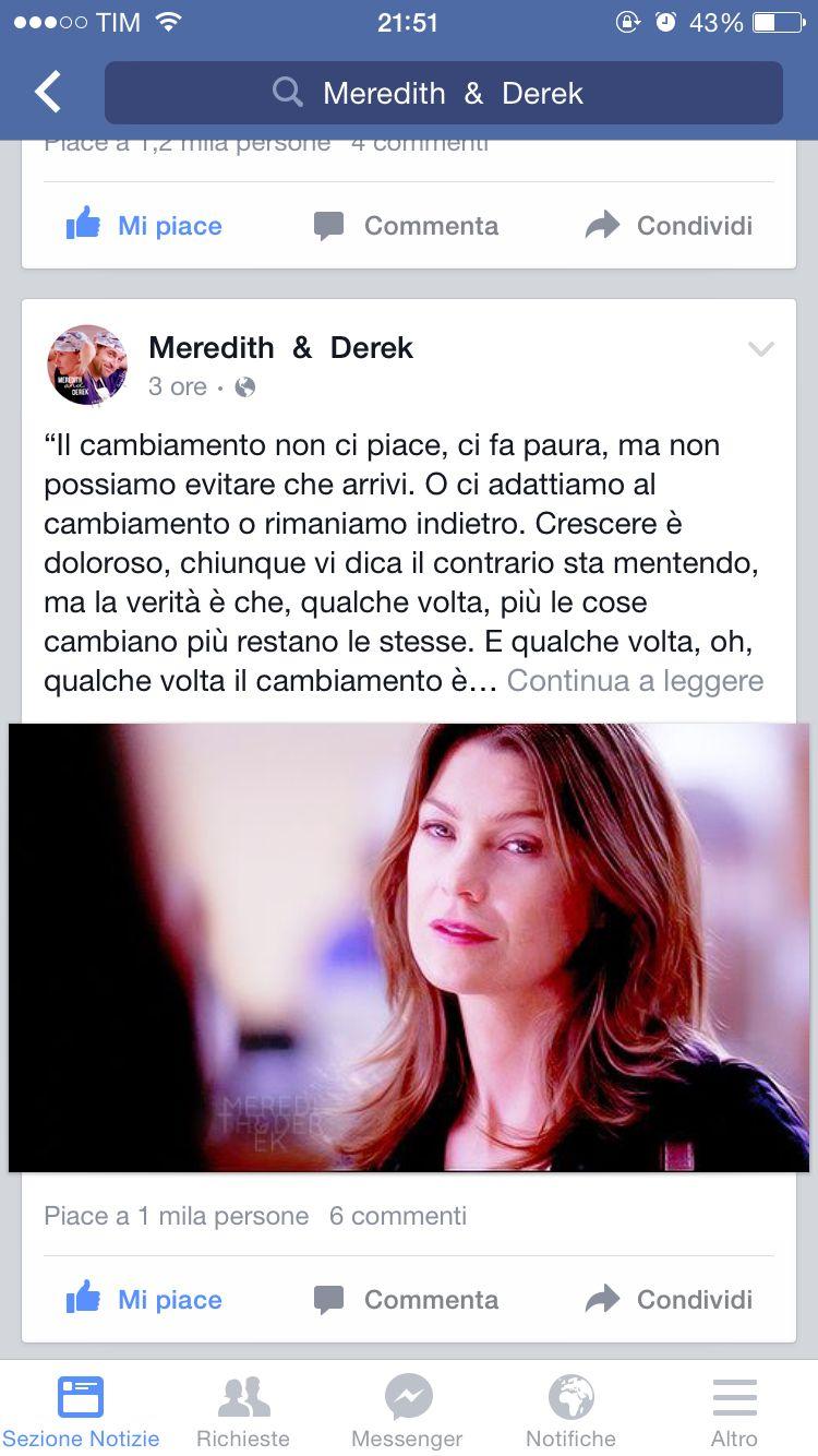 Frasi Di Grey S Anatomy Grey S Anatomy Citazioni Meredith Grey