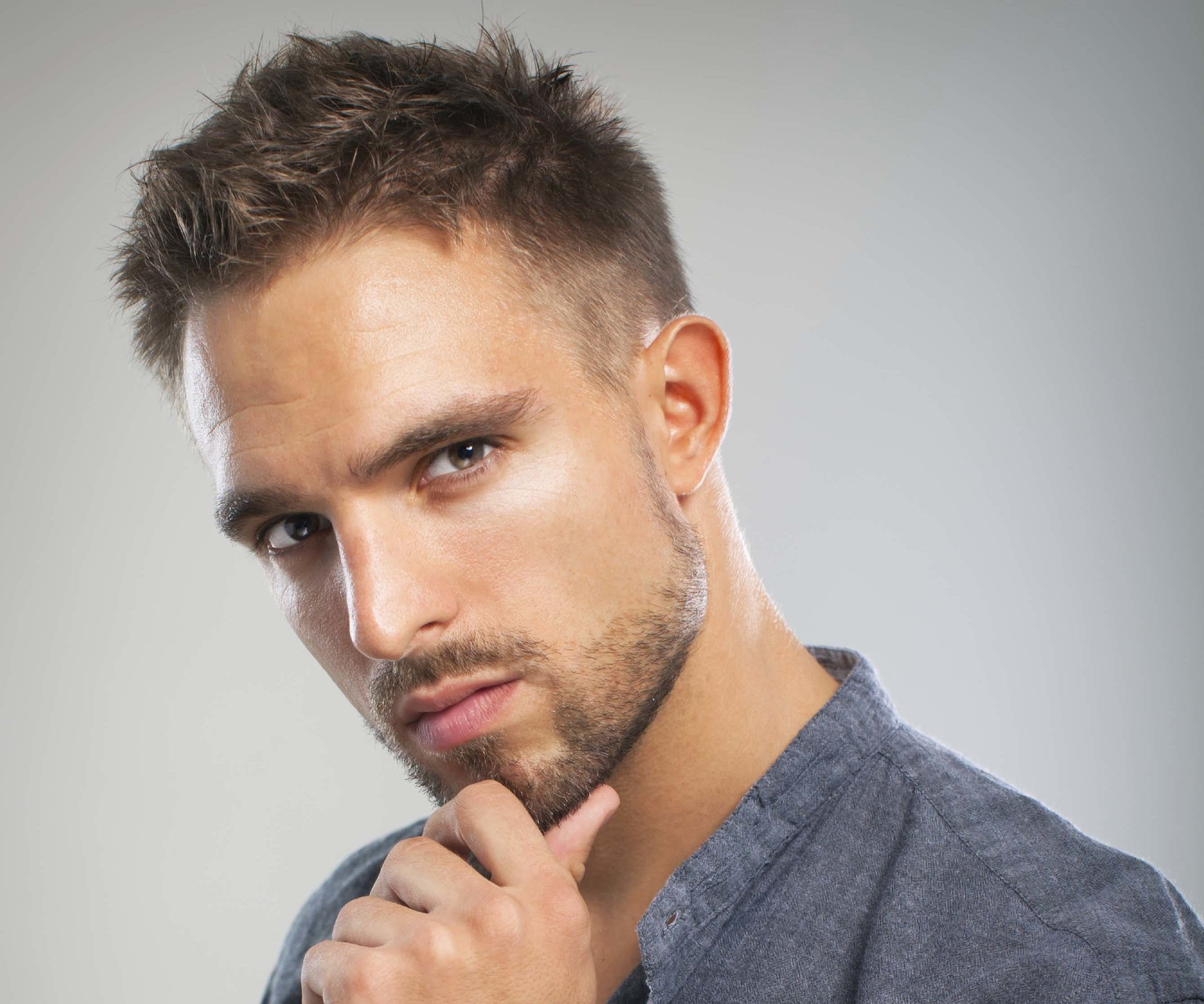 99 Awesome Selected Haircuts for Guys with Round Faces ...