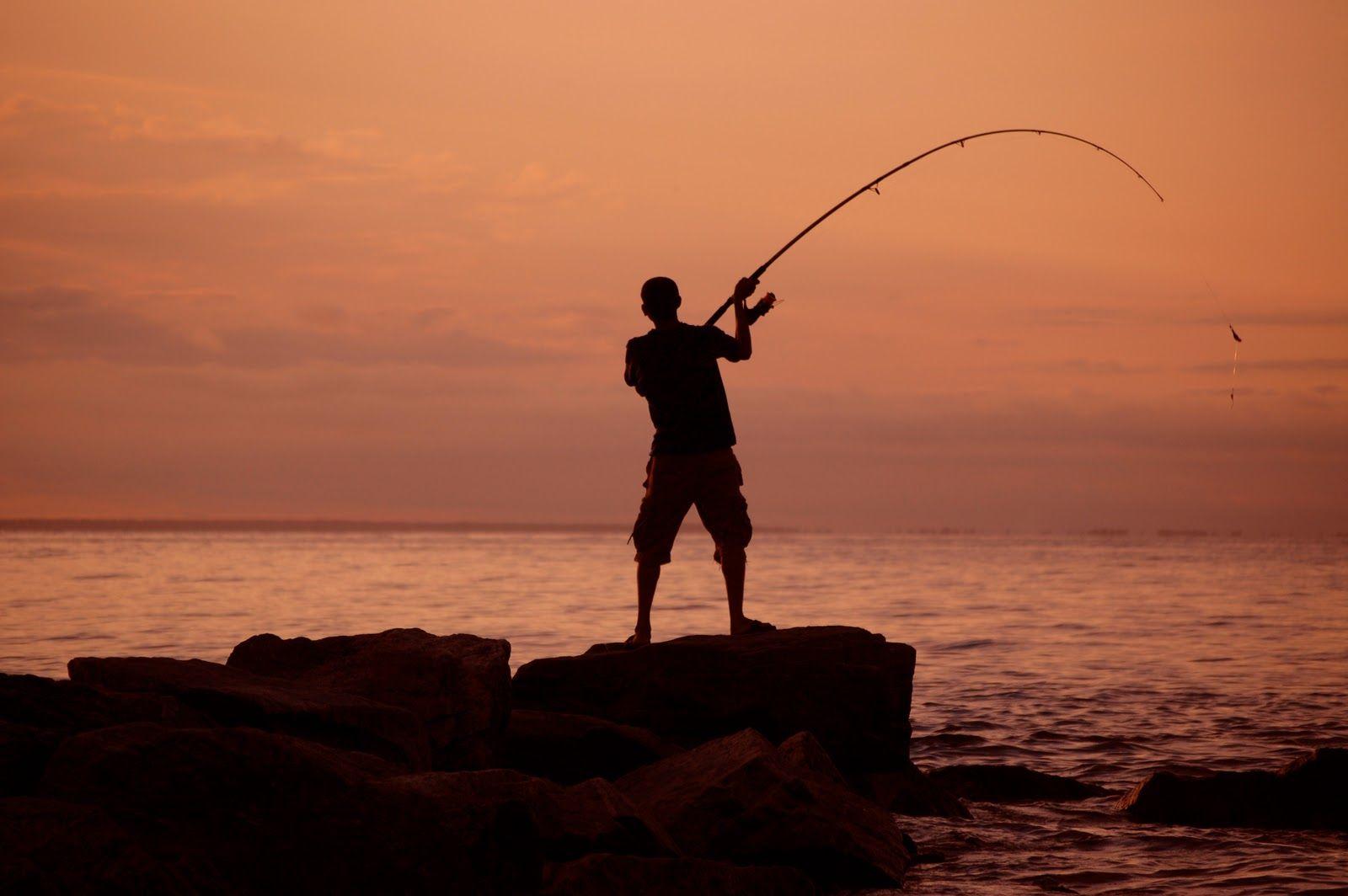 Pin Di Fishing