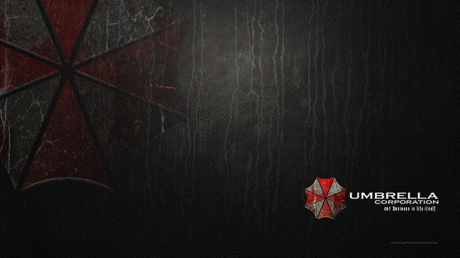 Resident Evil Umbrella Corp Wallpaper Wallpapersafari Resident Evil Umbrella Corporation Umbrella