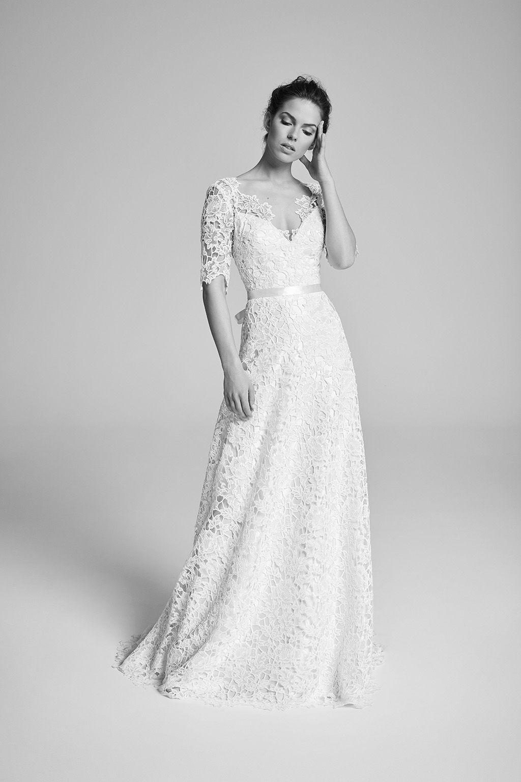 10 incroyables robes de mariée à proposer à Meghan Markle pour son mariage  avec le Prince
