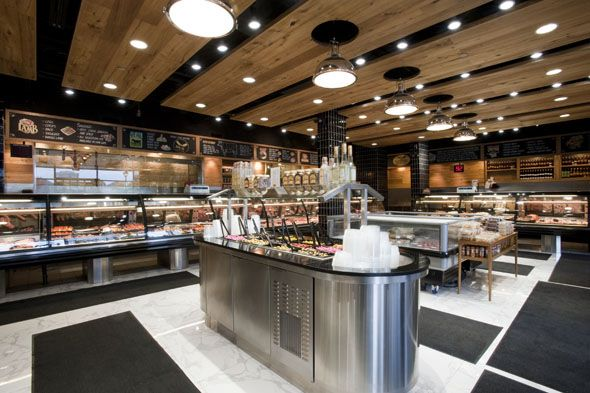 contemporary butcher shops - Google Search