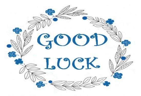 Good Luck Card Template 13 Templates That Bring Good Luck Pertaining To Good Luck Card Template In 2021 Good Luck Cards Good Luck Wishes Holiday Photo Cards Template