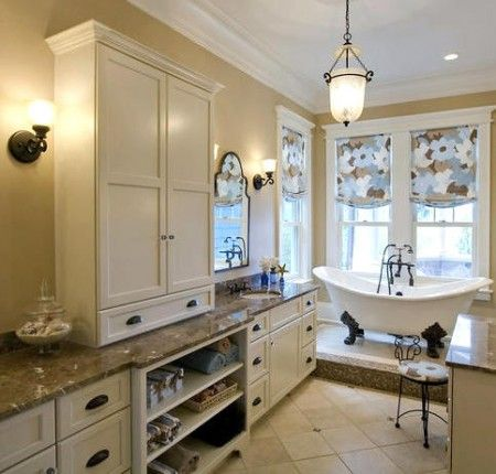 Easy budget ideas to make you happy bath tubs and dream for Simple master bathroom ideas