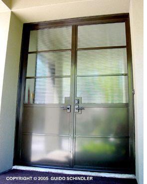 Metal glass double doors 2 ma pinterest doors metal glass double doors 2 planetlyrics Image collections