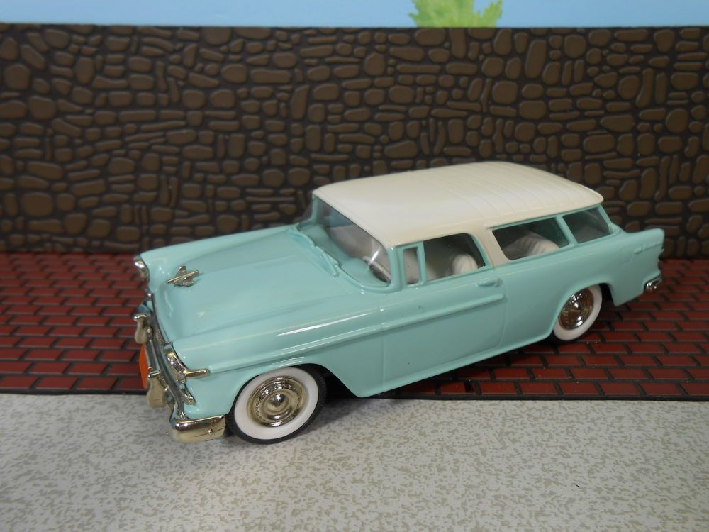Brooklin Models 1955 Chevrolet Nomad 1 43 Scale Brooklinmodels