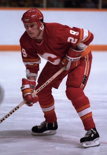 1985 Calgary Flames Pictures And Photos Calgary Flames Nhl Hockey Players Flames