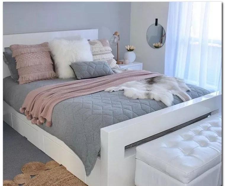 29 Splendid Small Bedroom Ideas Bedroomideas Bedroomdecor 35 Best Dusty Pink Bedroom Images Bedroom Decor Dream In 2020 Dusty Pink Bedroom Small Bedroom Pink Bedrooms