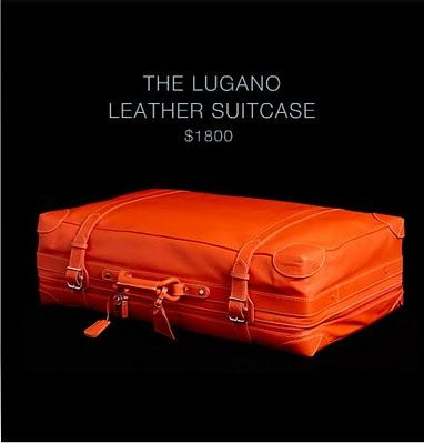 JCrew Luggage