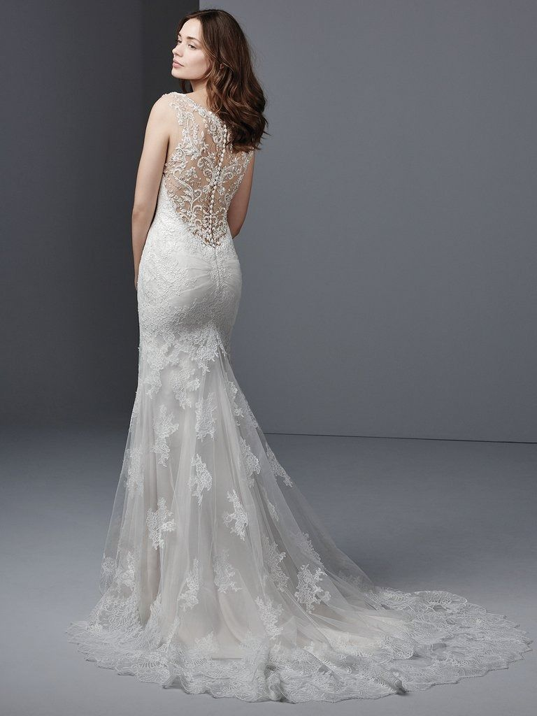 13 Gorgeous Statement-Back Gowns | Wedding dress, Gowns and Weddings