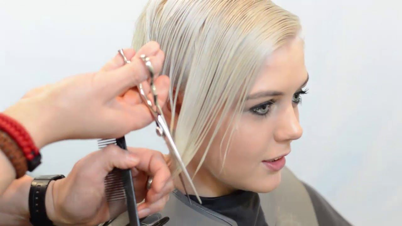 Litaus blonde undercut makeovers videos pinterest
