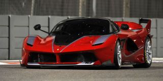 11 facts about the ridiculous Ferrari FXX K