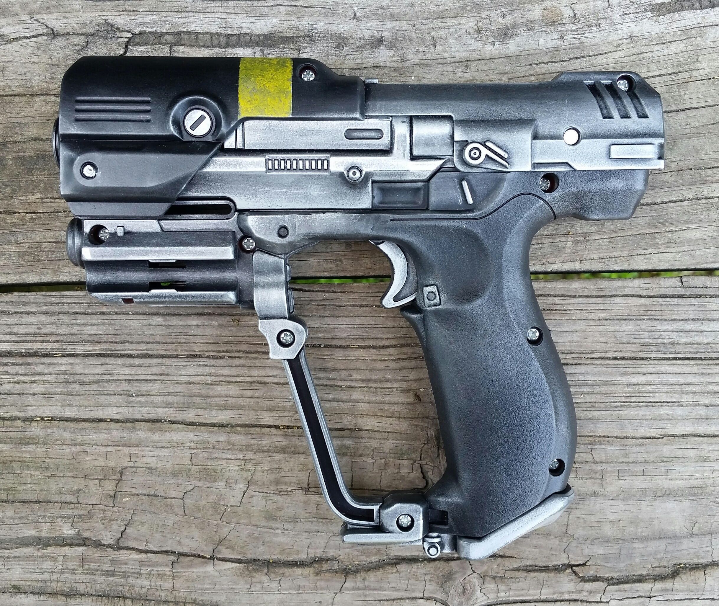 Pin by Christopher Hernandez-Tapia on Nerf Weapon Cosplay