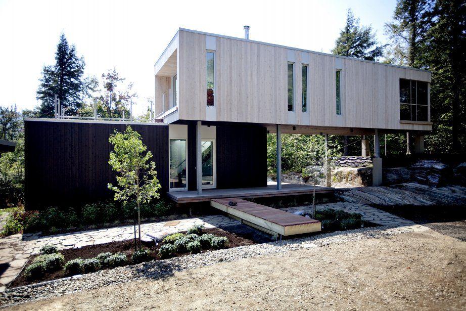 une maison trois fois plus petite lucie lavigne maisons maison de reve pinterest. Black Bedroom Furniture Sets. Home Design Ideas
