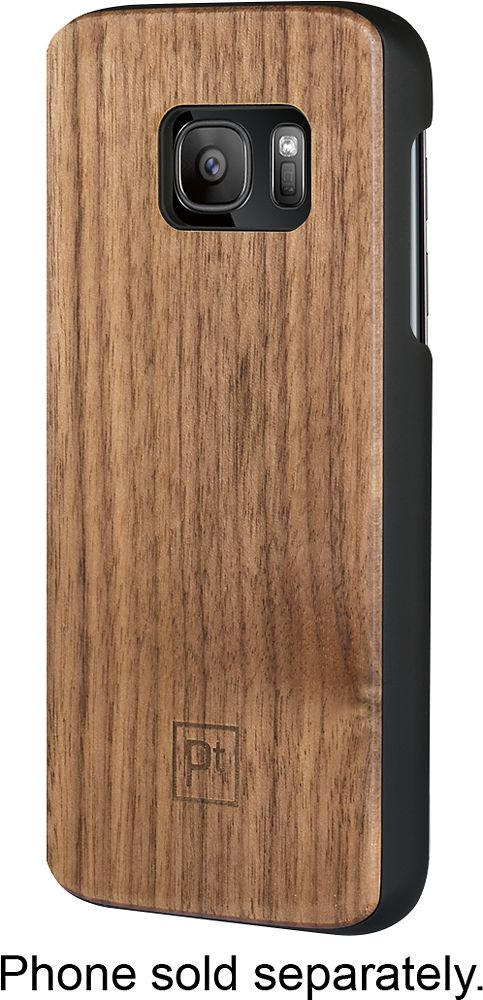 online retailer 2844f f0c22 Platinum - Hard Shell Case for Samsung Galaxy S7 - Wood Walnut, PT ...