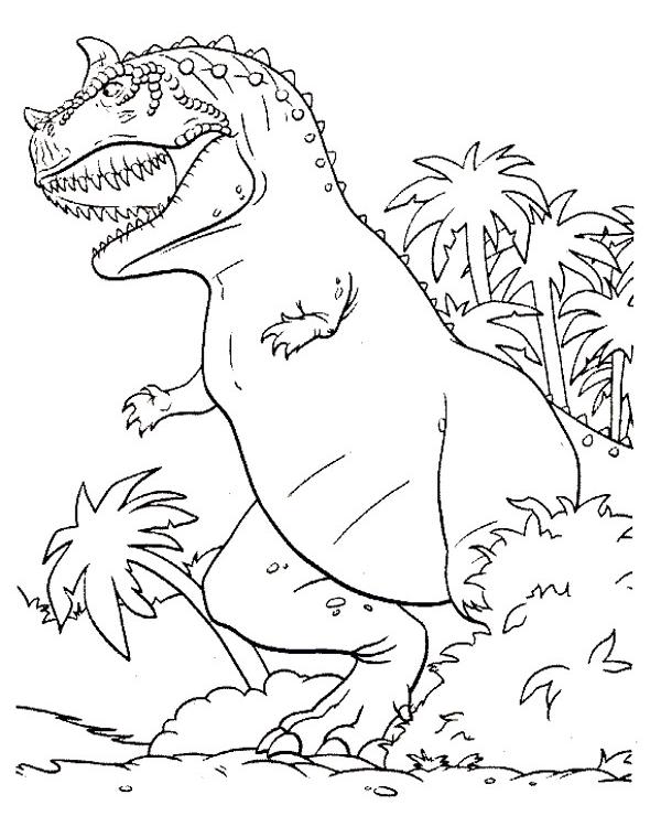 Printable Colorong Page Dinosaur Coloring Pages Dinosaur Coloring Coloring Pages