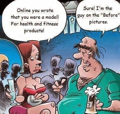 Online-dating-blog lustig