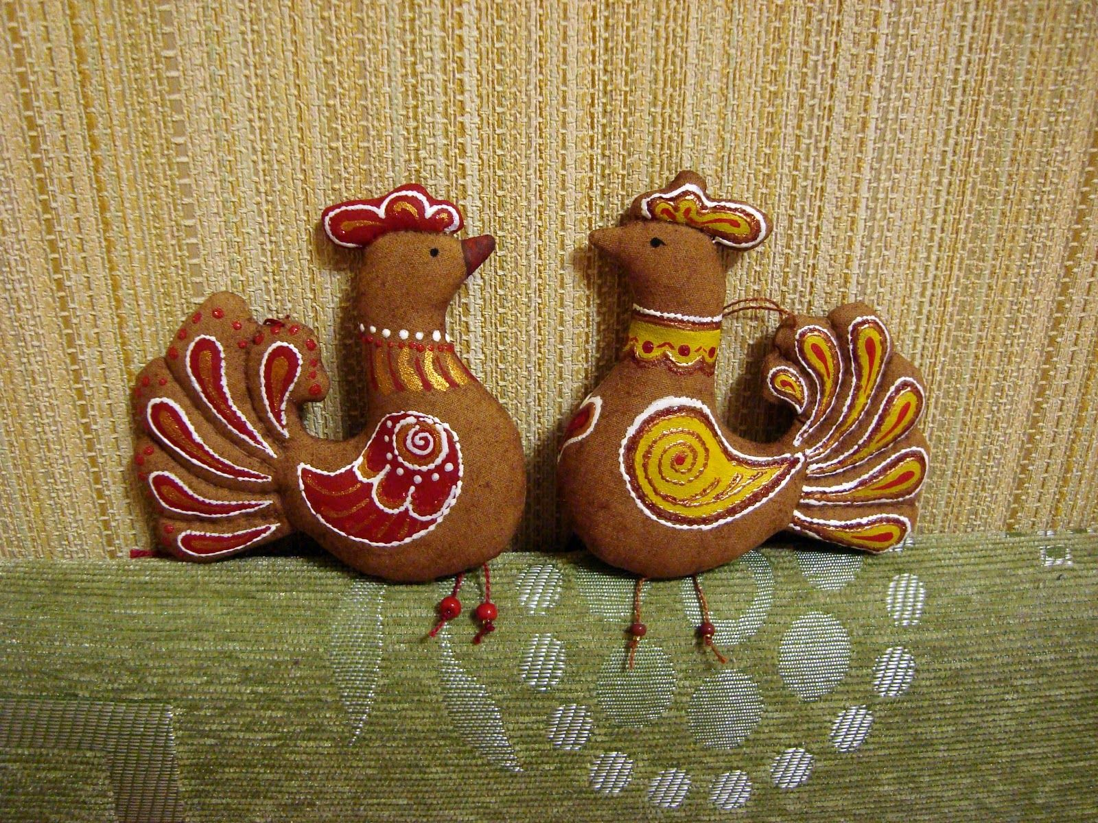 Кофейные петушки своими руками фото 904
