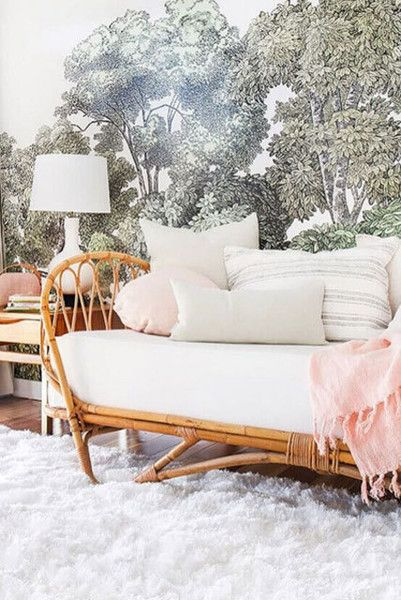 Daybed Styled As Couch