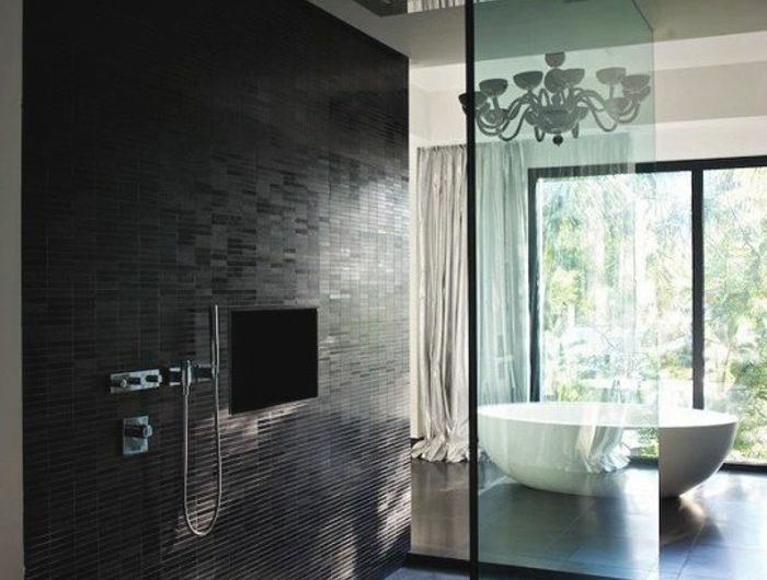 La salle de bain avec douche italienne 53 photos! House